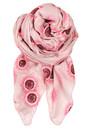 Becksondergaard D Spin Flower Scarf - Neon Pink