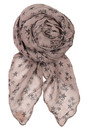 D Faded Star Scarf - Mouse additional image