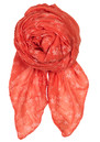 D Faded Star Scarf - Coral Dream additional image