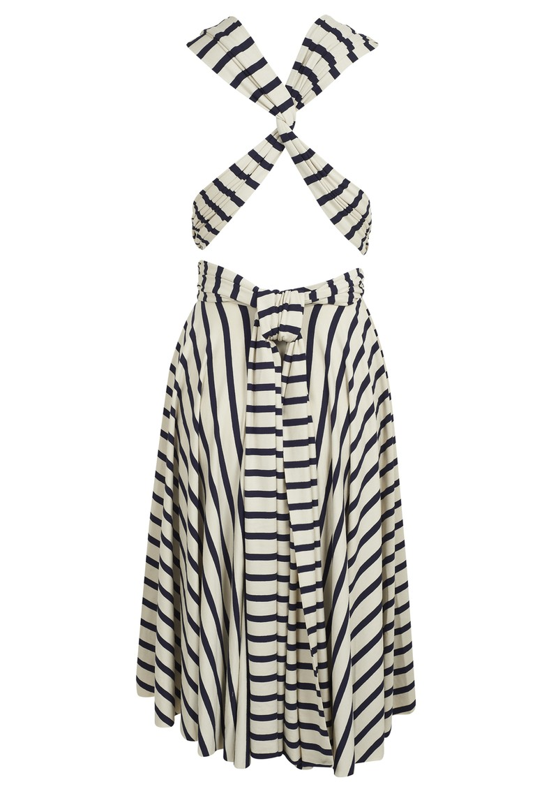 Butter By Nadia Signature Jersey Wrap Dress - French main image