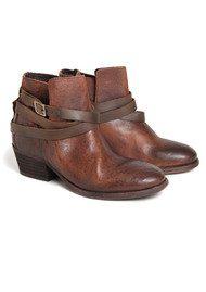 Hudson London Horrigan Ankle Boot - Tan