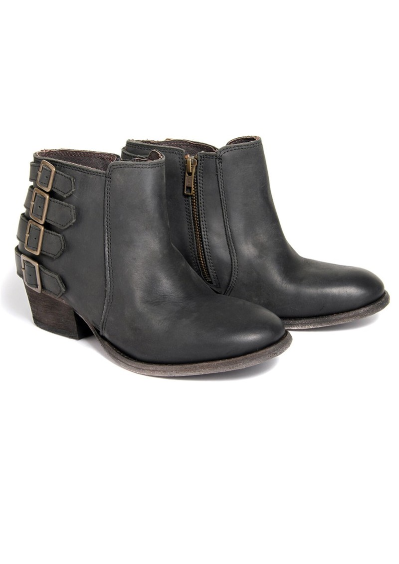 Hudson London Encke Ankle Boot - Coal main image