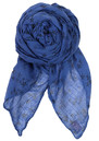 D-Faded Star Scarf - Highlight Blue additional image