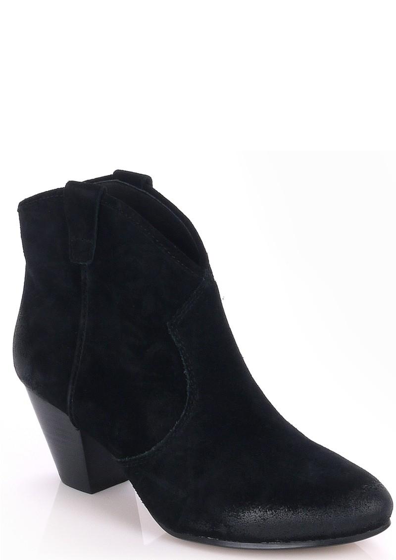 Ash Jalouse Softy Boot - Black main image