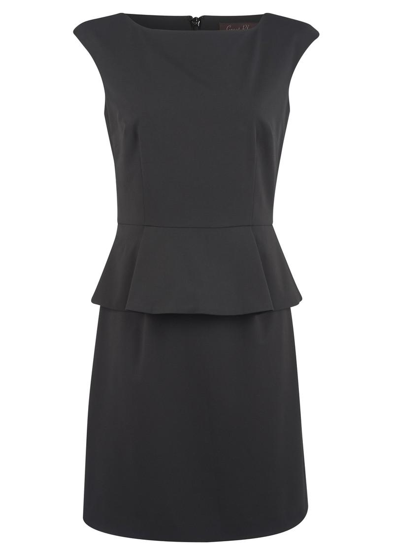 Great Plains Max Suiting Dress - Black main image