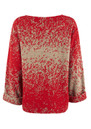 Moliere Knitted Pull Over - Rouge additional image