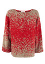 Paul & Joe Sister Moliere Knitted Pull Over - Rouge