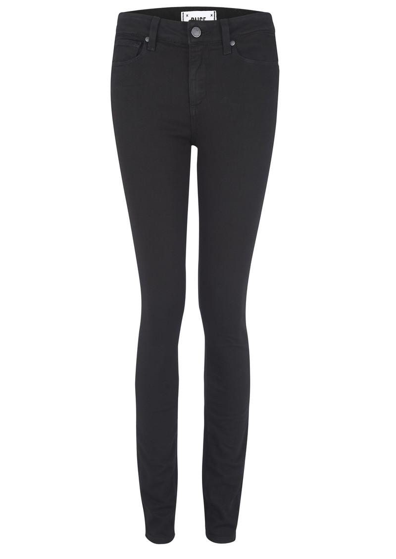 Paige Denim Hoxton Ultra Skinny Jeans - Gloss main image