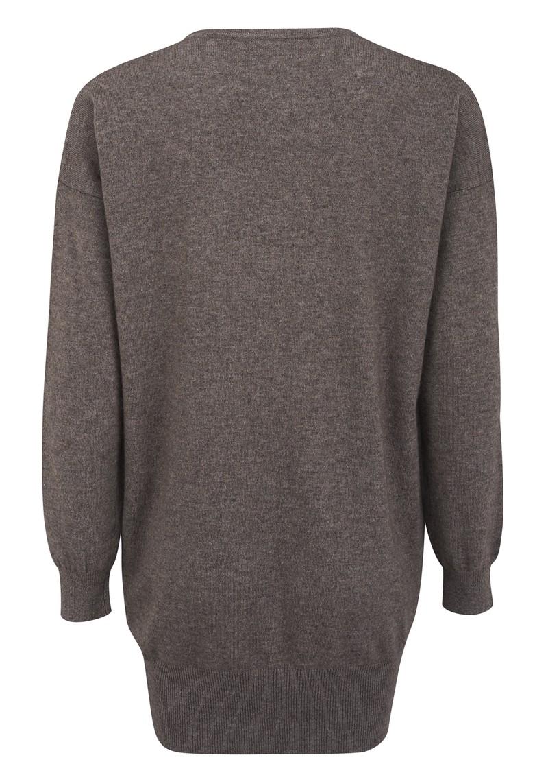 Great Plains Suzie Cashmere Mix Sweater - Chanterelle main image