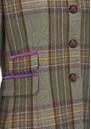 Vilagallo Dublin Wool Jacket - Noble