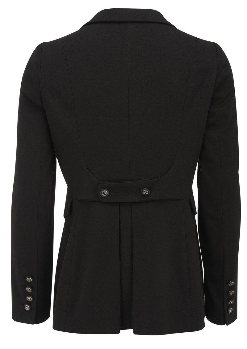 Vilagallo Savile Jacket - Black main image