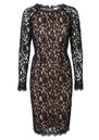 Day Birger et Mikkelsen  Gentle Lace Dress - Pirate Black