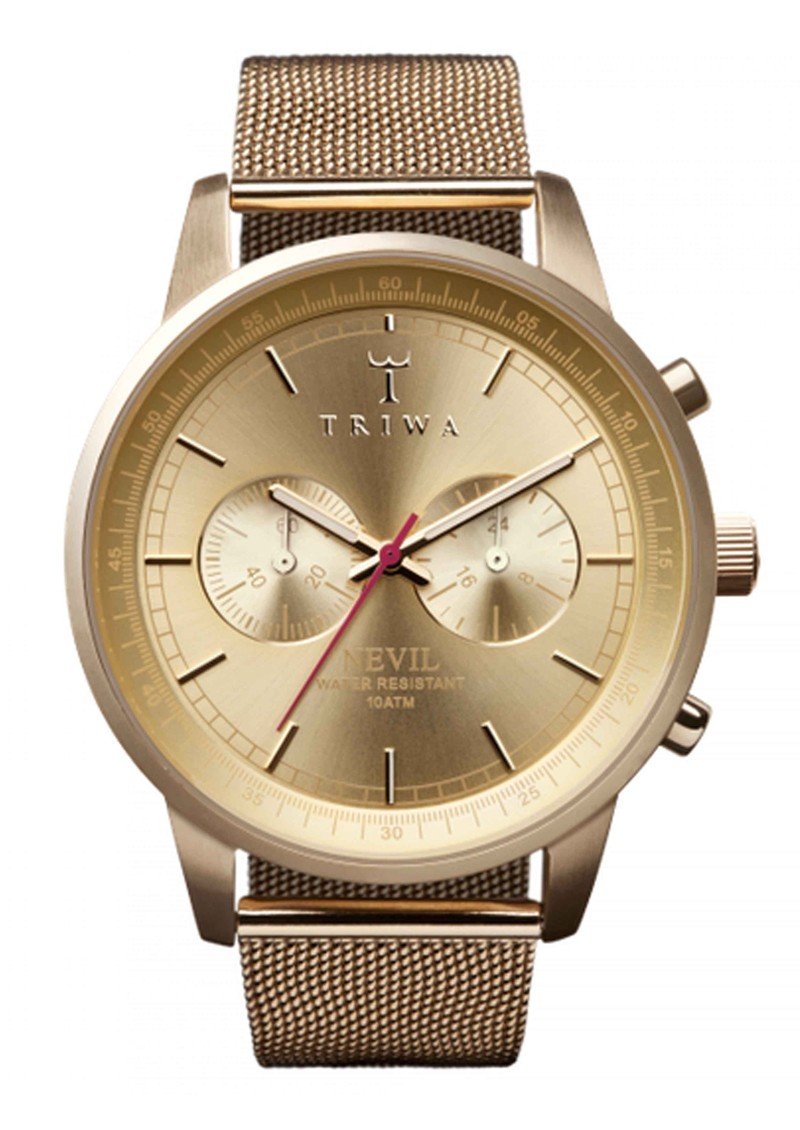 Triwa Nevil Gold Watch - Gold main image