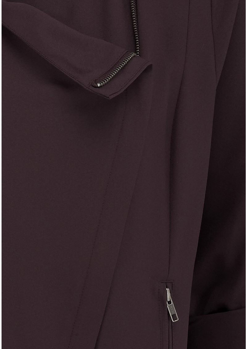 Twist and Tango Emelie Jacket - Aubergine main image