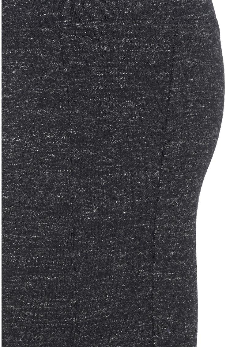 American Vintage Digby Wool Mix Leggings - Charcoal Melange main image