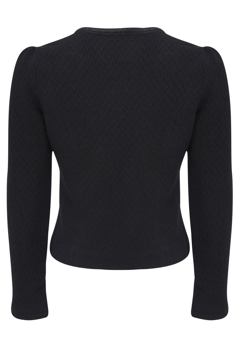 Maison Scotch Embellished Cotton Blazer - Black main image