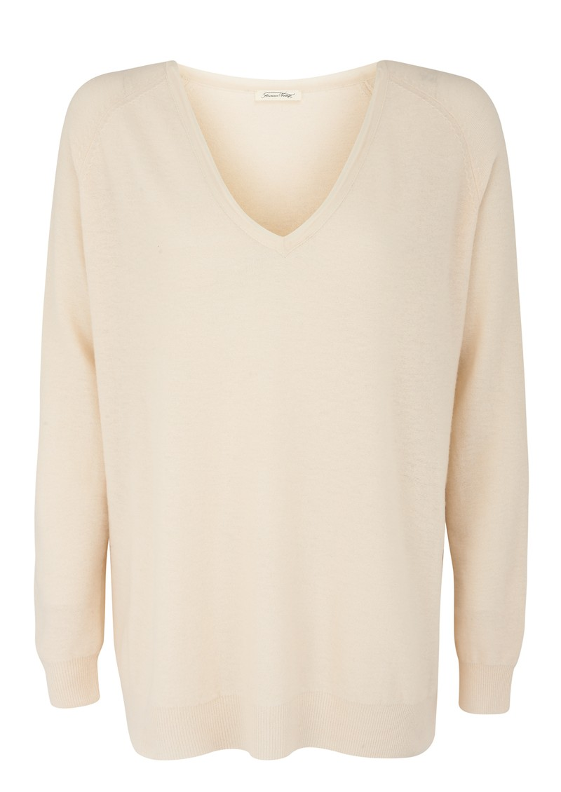 American Vintage Fillmore Pullover - Ivory main image