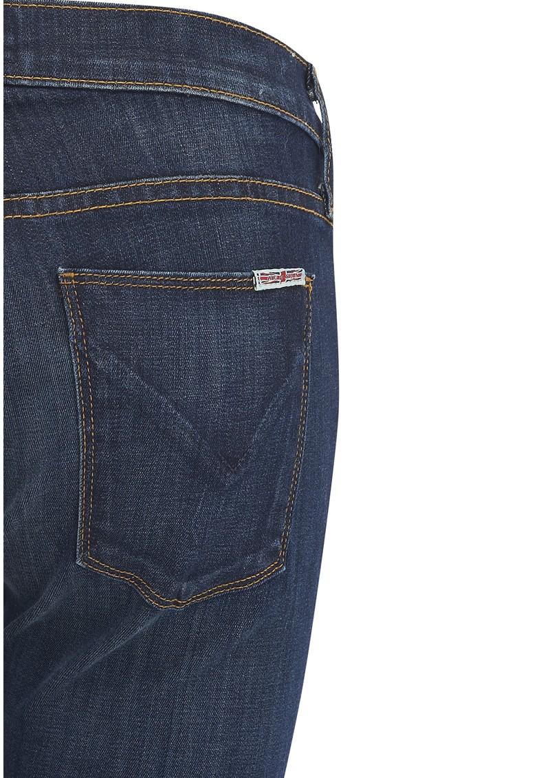 Hudson Jeans Tilda Mid Rise Straight Leg Jean - Siouxsie main image