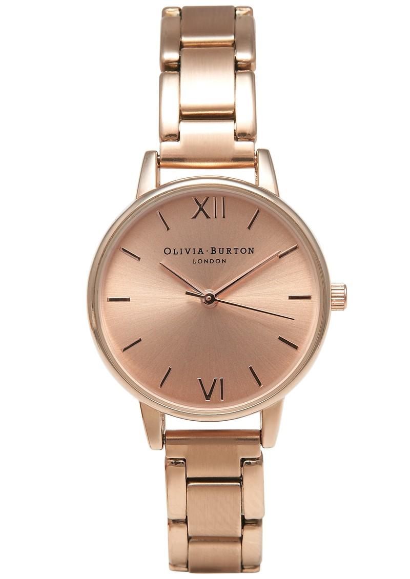 Olivia Burton Medium Dial Bracelet Watch - Rose Gold main image