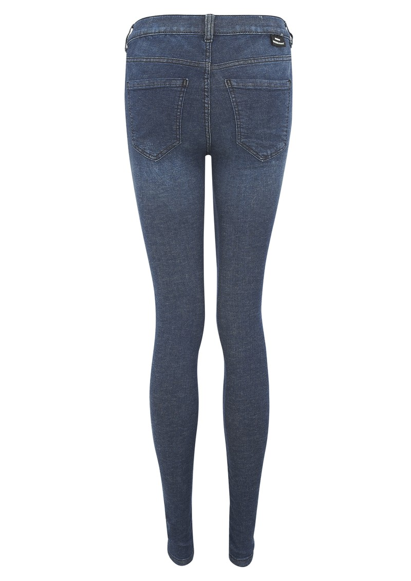 Dr Denim Plenty Skinny Jean - Dark Wash main image