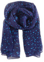 Becksondergaard G-Stormy Winter Scarf - Bright Blue