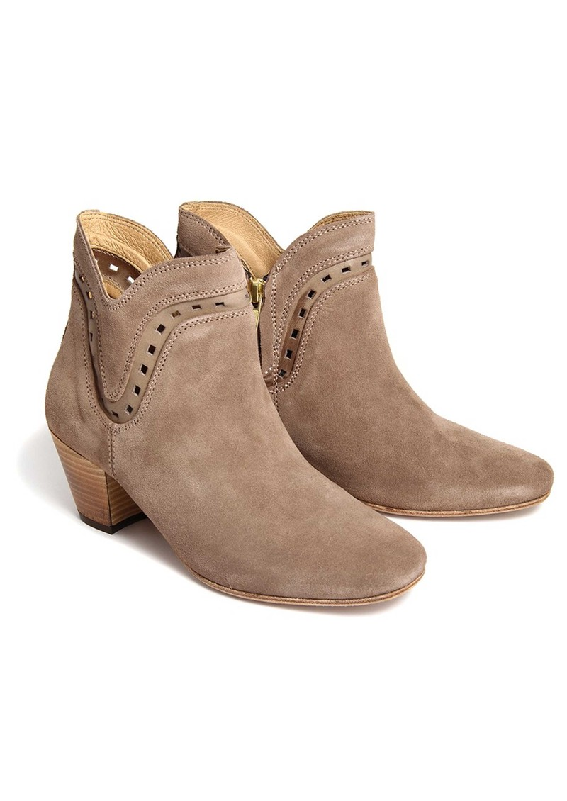 Hudson London Rodin Ankle Boots - Stone main image