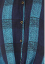 Pyrus January Check Shirt - Blue