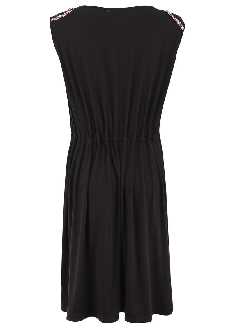 Pyrus Marrakech Embellished Dress - Black main image
