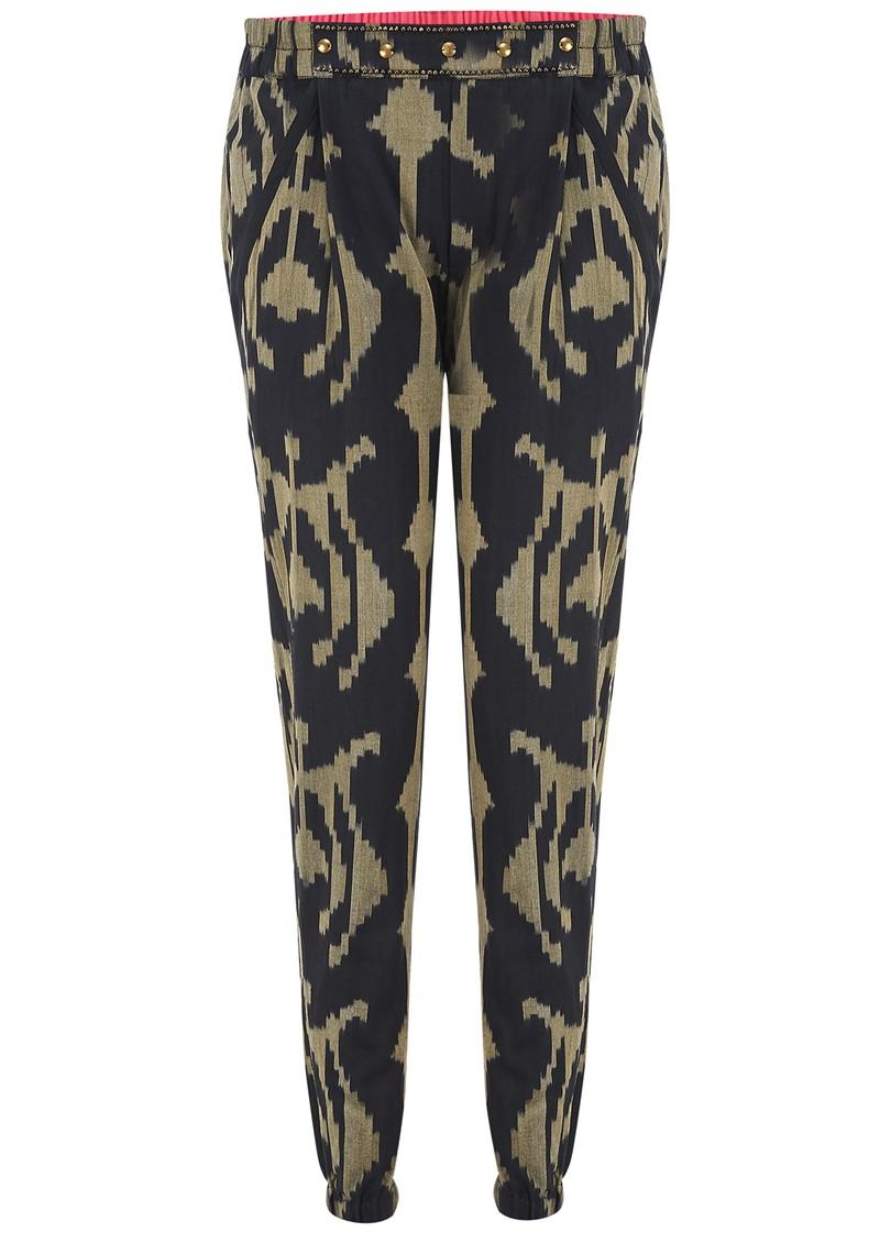 Pyrus Studio Printed Trousers - Ikat main image