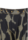 Studio Printed Trousers - Ikat additional image