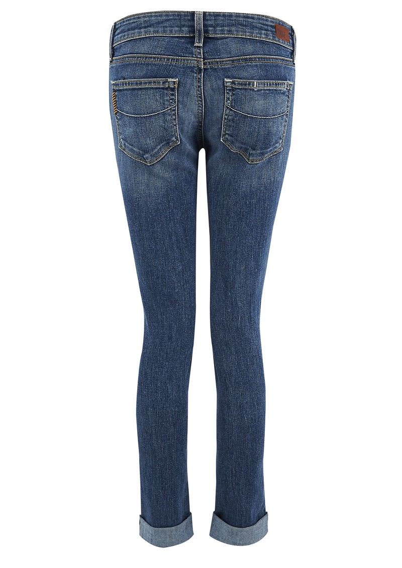 PAIGE DENIM Jimmy Jimmy Skinny Boyfriend Jeans - Tigerlilly  main image
