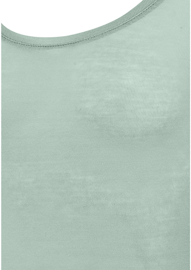 American Vintage Massachusetts Long Sleeve Tee - Agate main image