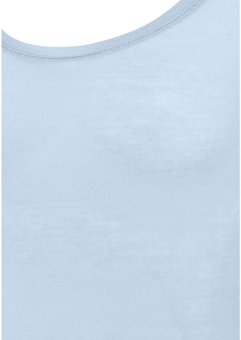 American Vintage Massachusetts Long Sleeve Tee - Crystal main image