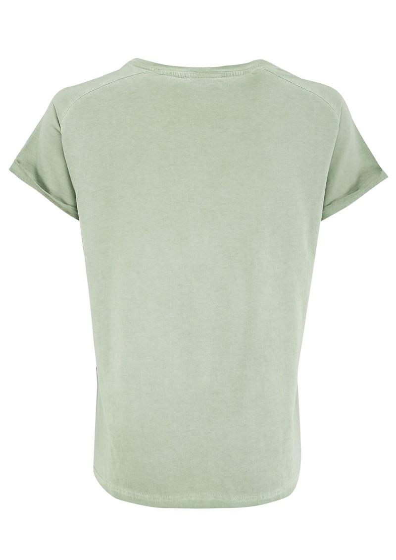 Paul and Joe Sister Incity T Shirt - Green main image