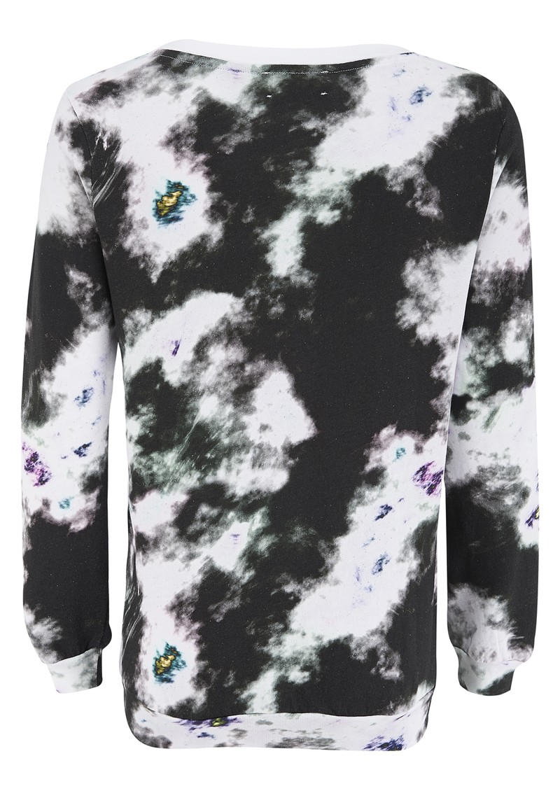 Citrus Printed Jumper - Galaxy main image