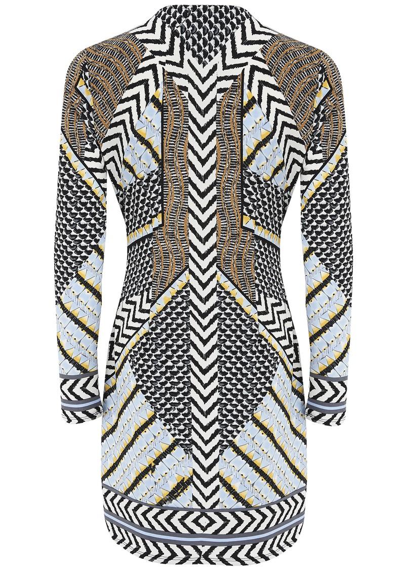 Hale Bob Embellished Printed Dress - Print  main image