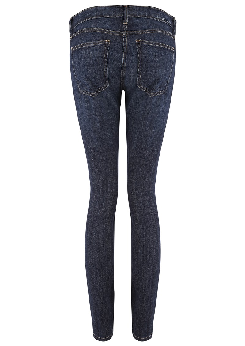 The Ankle Skinny Jeans - Bedford Destroy  main image