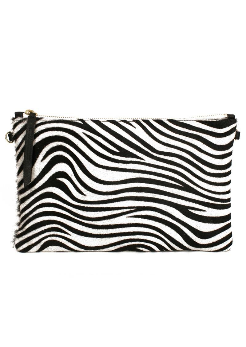 1951 Maison Francaise  Pochette Clutch Bag - Zebra main image
