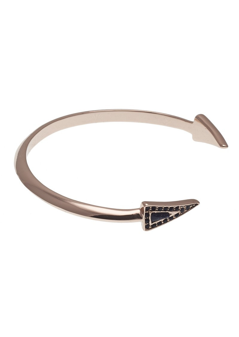 House Of Harlow Acute Cuff - Rose Gold main image
