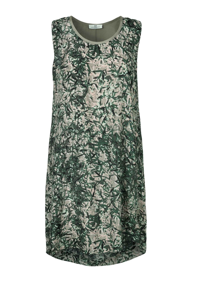 Day Birger et Mikkelsen  Sleeveless Wilder Dress - Green main image