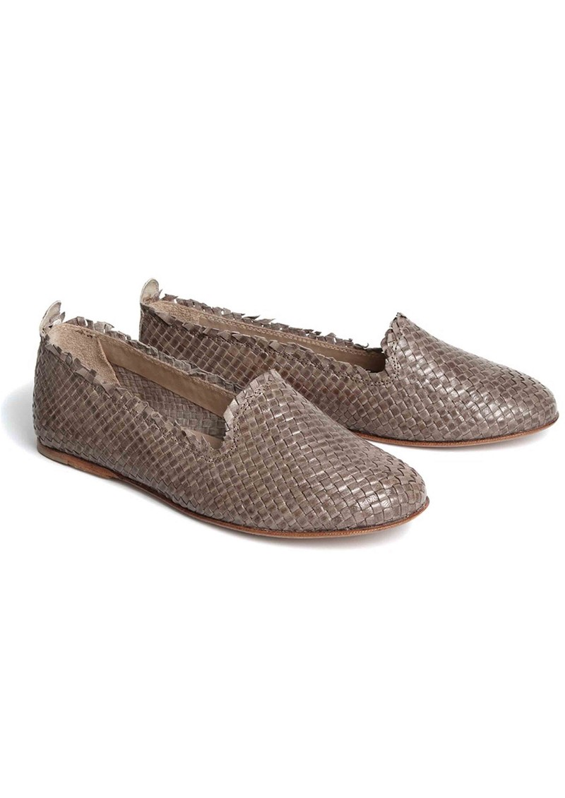 Hudson London Pyrenees Flat Shoes - Grey main image
