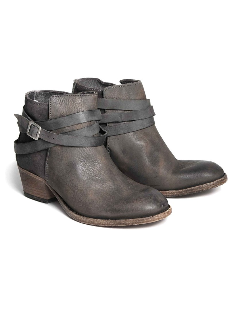 Hudson London Horrigan Ankle Boots - Smoke main image