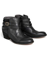 Hudson London Horrigan Ankle Boots - Jet