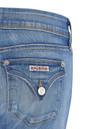 Hudson Jeans Ginny Crop Straight Leg Jeans - Voo