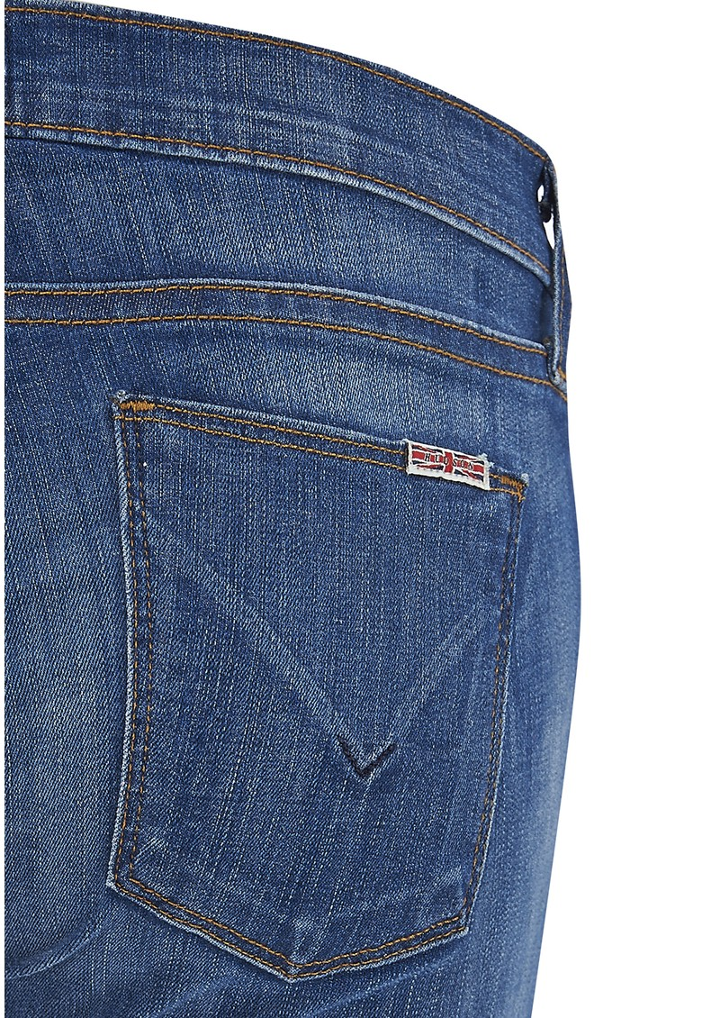 Hudson Jeans Harkin Crop Super Skinny Jeans - Stepping Stone main image