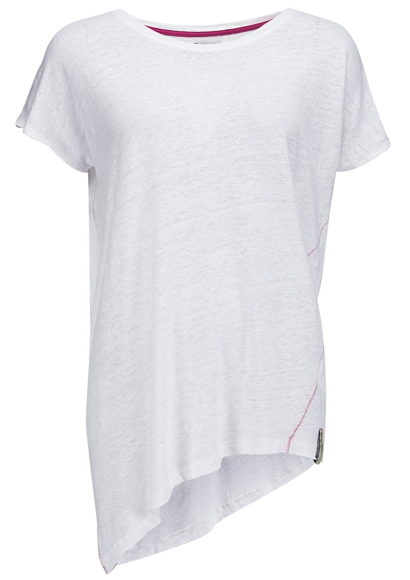 Twisted Muse Verity Tee - WHite main image