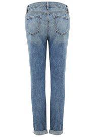 J Brand 9044 Jake Slim Boyfriend Jeans - Landslide