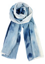 Becksondergaard Danielle Cotton Scarf - Denim
