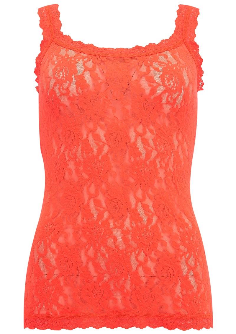 Hanky Panky Signature Lace Cami - Sassy Orange main image
