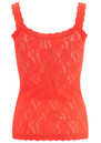 Hanky Panky Signature Lace Cami - Sassy Orange